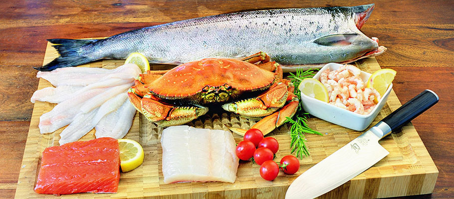 arbutus cove seafood products